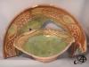 Schaalfragmenten, eerste helft 18e eeuw