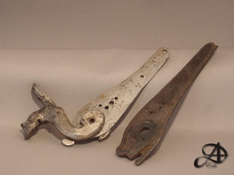 Slothaan percussiegweer, 19e eeuw